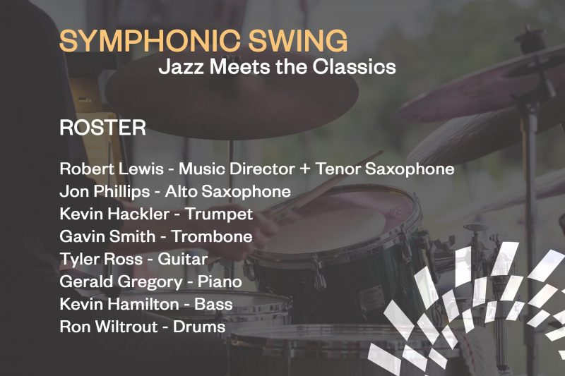 Symphonic Swing Roster