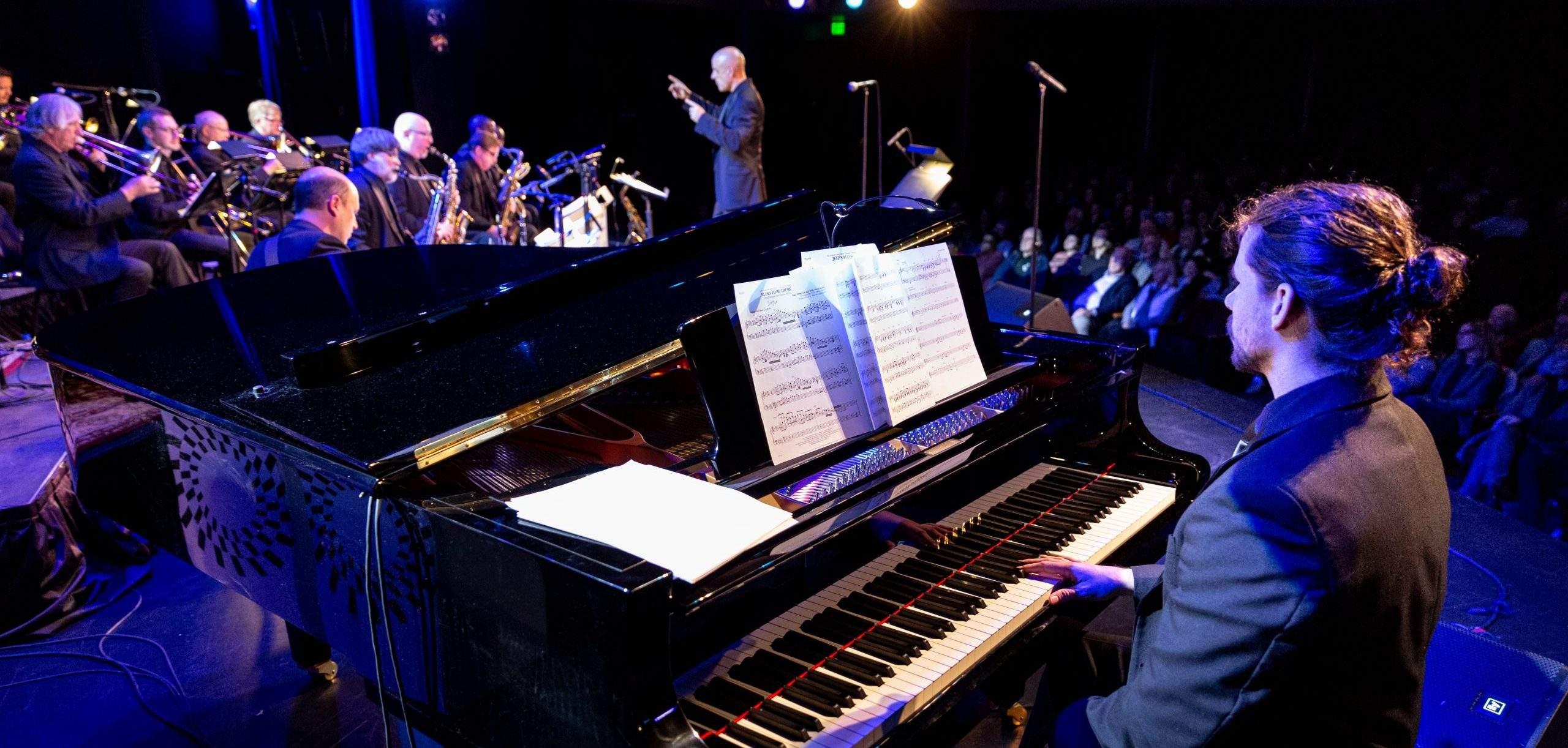 Charleston Jazz Orchestra - Virtual Performance