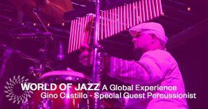 Gino Castillo - Guest Percussionist