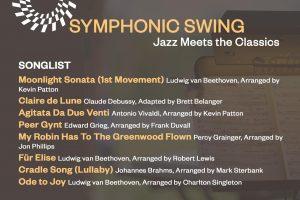 Symphonic Swing Song List