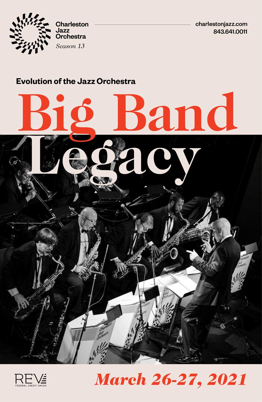 Big Band Legacy Poster