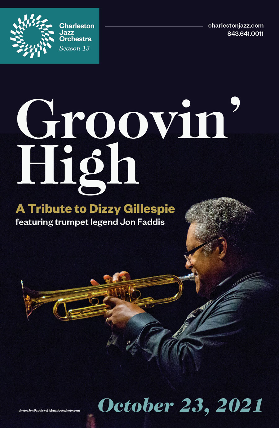 Groovin' High Poster