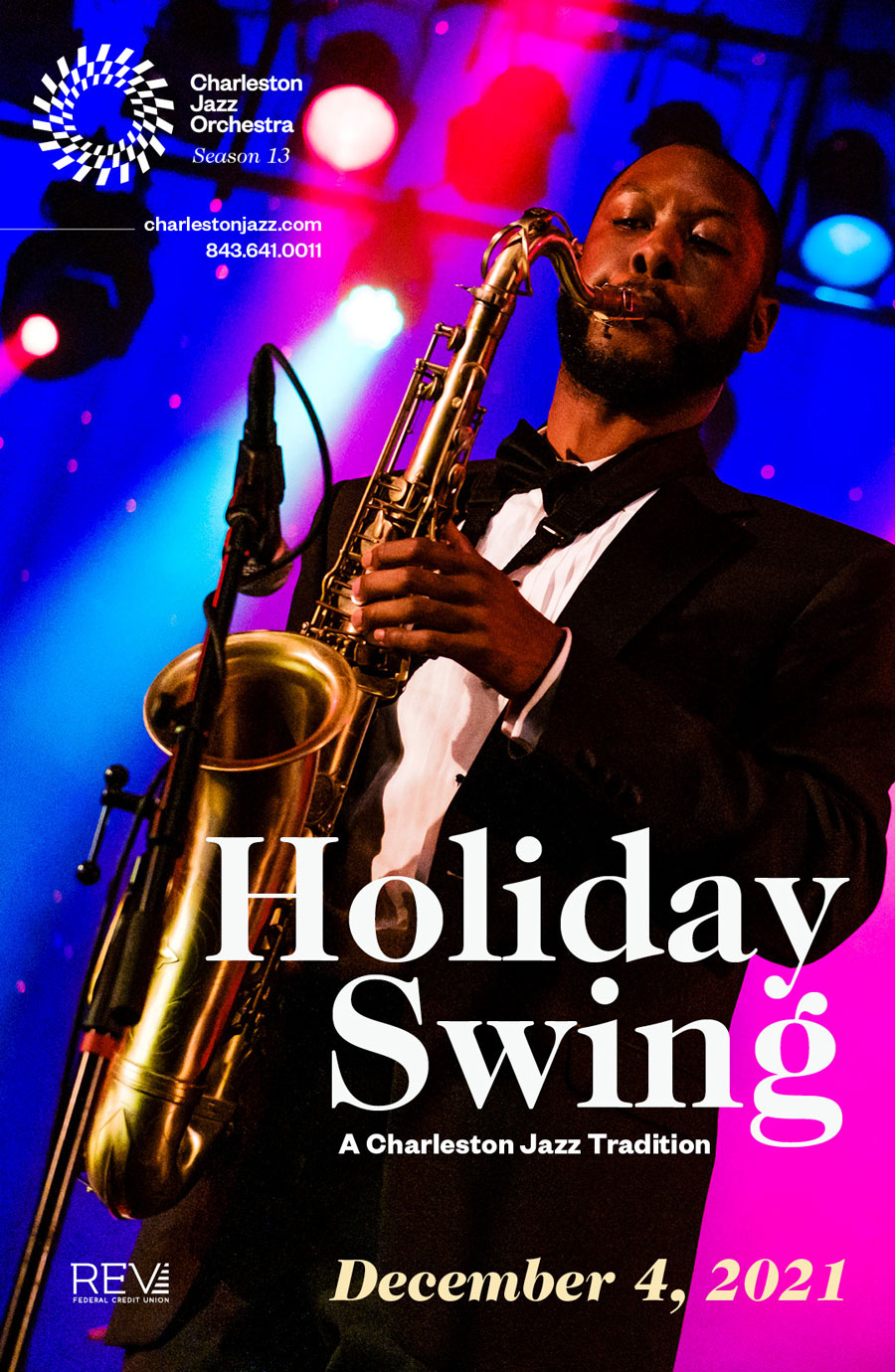 Holiday Swing Poster