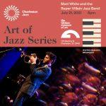 Art of Jazz: Matthew White and the Super Villain Jazz Band