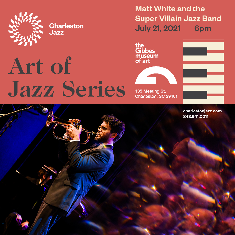 Art of Jazz: Matthew White and the Super Villain Jazz Band