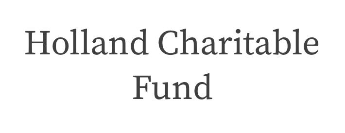 Charleston Jazz Community Partner: Holland Charitable Fund