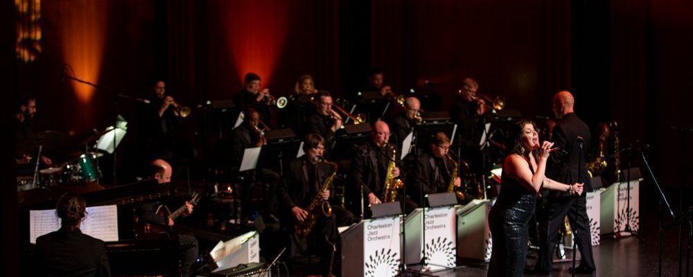 Jane Monheit with the Charleston Jazz Orchestra