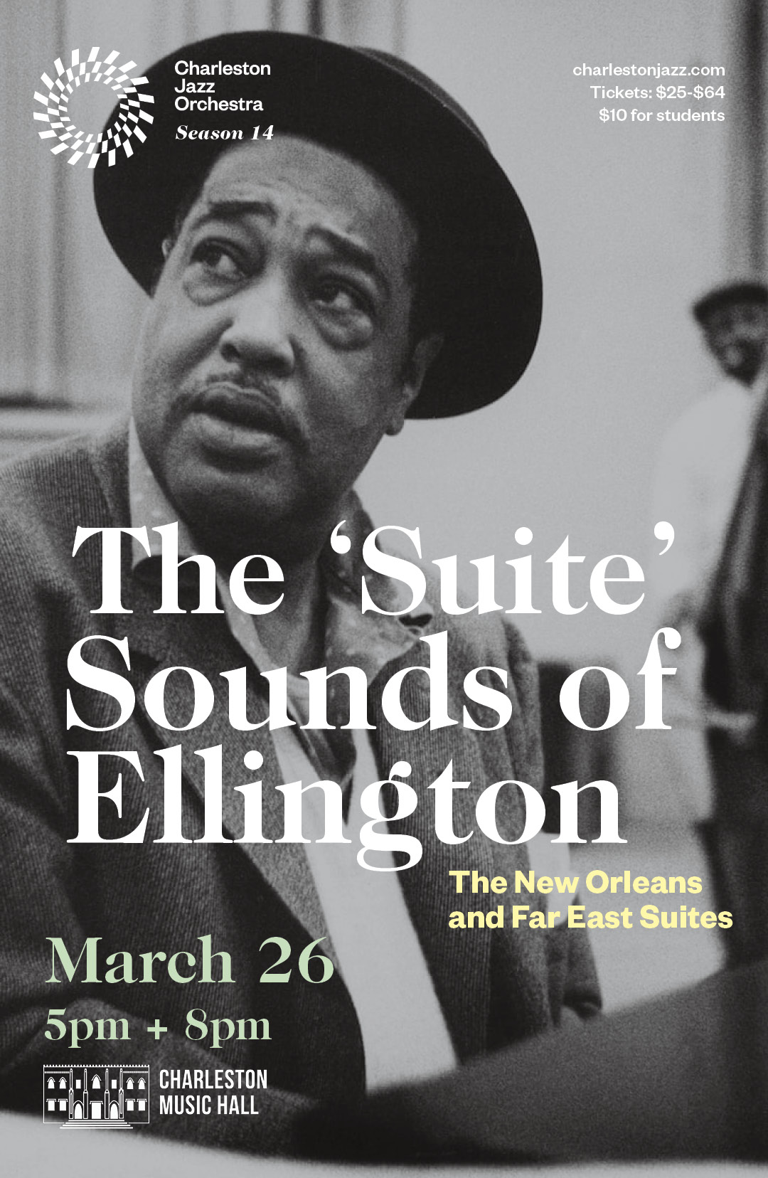 CJO Season 14 - The Suite Sounds of Ellington