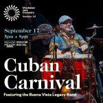 Cuban Carnival featuring the Buena Vista Legacy Band