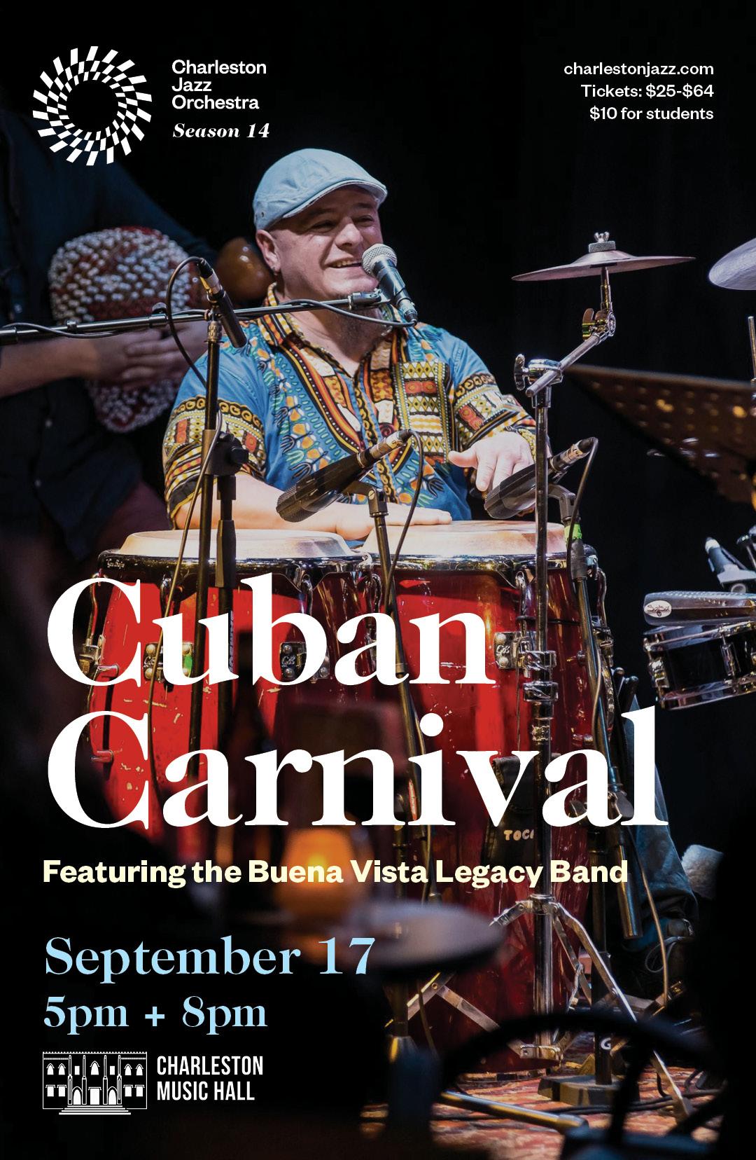 CJO Season 14 - Cuban Carnival
