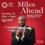 Miles Ahead: Musings for Miles Davis featuring Sean Jones