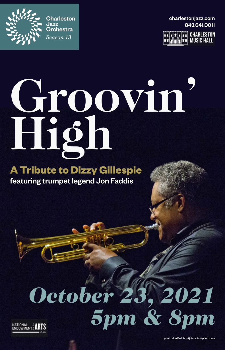 Groovin' High: A Tribute to Dizzy Gillespie with Jon Faddis