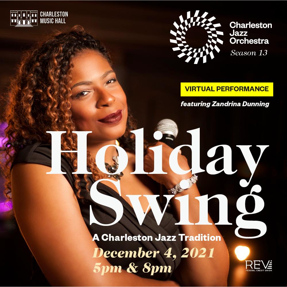 Holiday Swing featuring Zandrina Dunning
